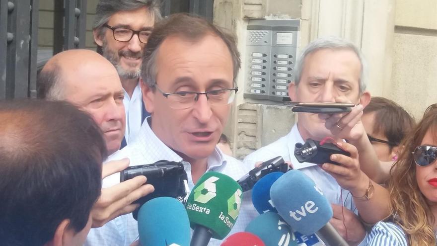 """Alonso (PP) dice que la votación de los compromisarios no está concebida para """"favorecer un pacto entre perdedores"""""""