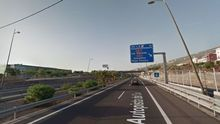 Detenida una mujer de 64 años tras conducir 15 kilómetros en sentido contrario y ebria por la TF-1