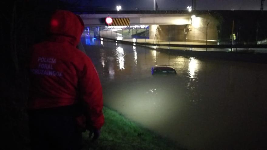 Inundaciones Navarra