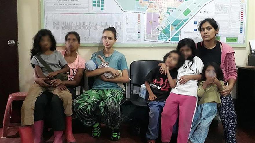 Dictan nueve meses de prisión preventiva para el presunto captor de una española en Perú