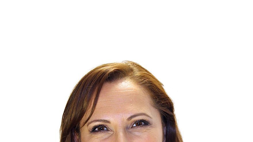 Nazaret Díaz, candidata de CC a la Alcaldía de Candelaria.