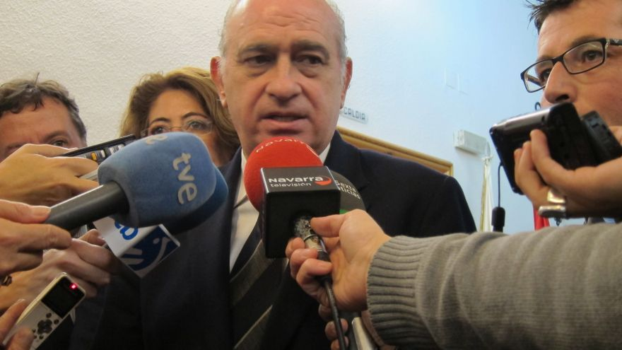 """Fernández Díaz cree que el fallo de Estrasburgo sobre la 'doctrina Parot' puede ser aplicable """"caso por caso"""""""