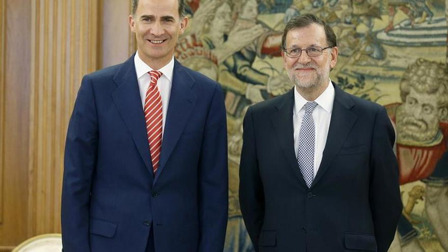 Rajoy reanudará desde mañana las negociaciones para lograr su investidura