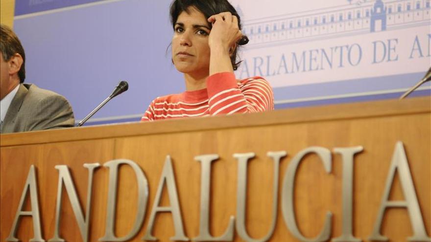 Podemos critica que Díaz no tiene voluntad de gobernar con la mano tendida