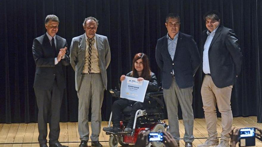 Discubre, una empresa de productos y servicios para discapacitados, premio Emprendedor XXI