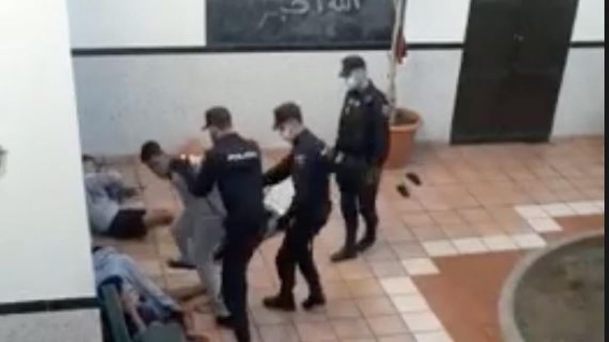 La Policía Nacional interviene en un altercado en un centro de menores migrantes de Gran Canaria