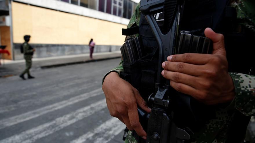 La ciudad colombiana de Cali, militarizada después de 13 muertes en protestas