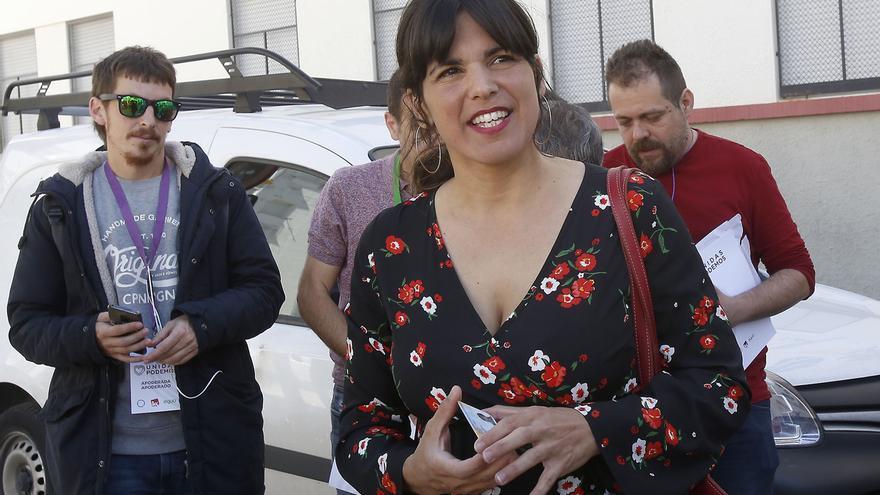 Teresa Rodríguez recurrirá una condena a pagar 5.000 euros por vincular a Utrera Molina con el asesinato de Puig Antich