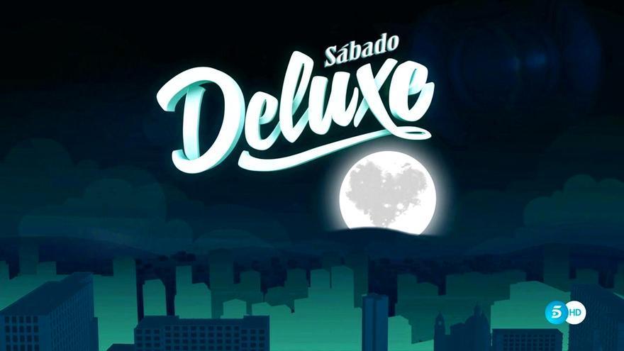 Logotipo de Sábado Deluxe