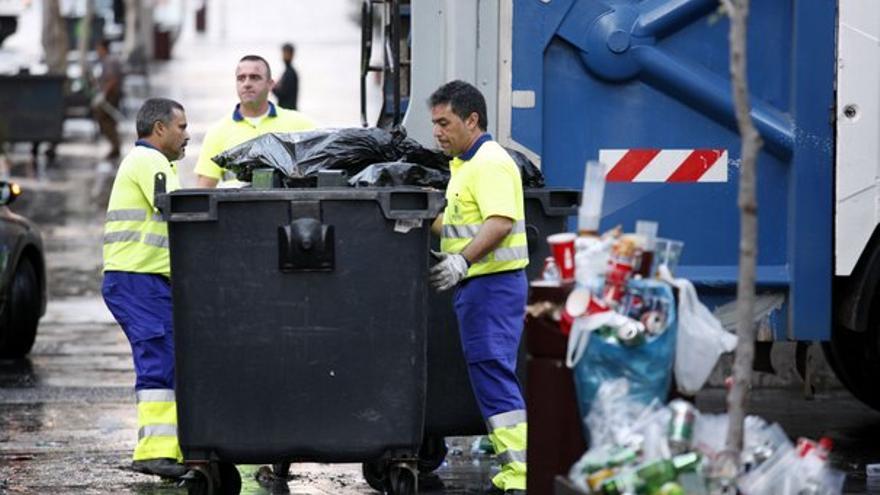 De la limpieza de residuos #12