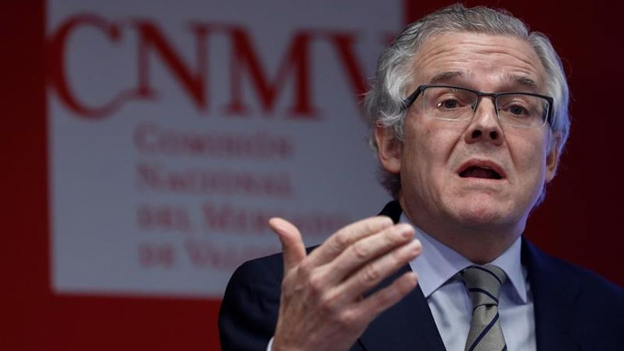 """Albella (CNMV) cree que puede haber sorpresas para España por el """"brexit"""""""