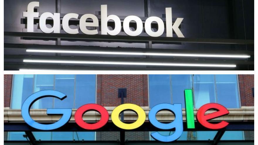 """Google y Facebook firmaron un acuerdo secreto llamado """"Jedi Azul"""" para no competir entre ellas"""