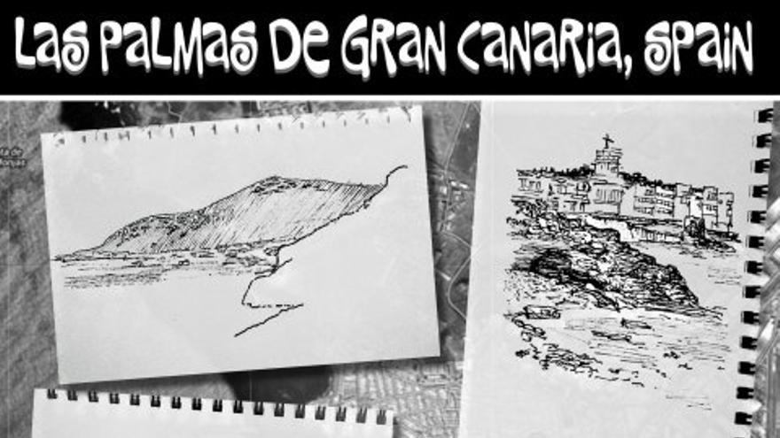 45 SketchCrawl en La Isleta