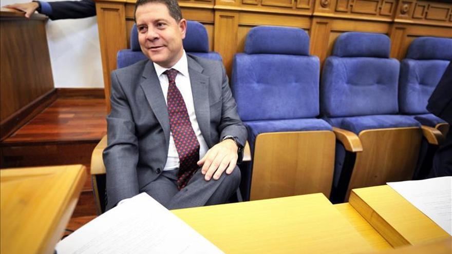 """García-Page pide una reunión """"urgente"""" con Rajoy para hablar de Elcogas"""