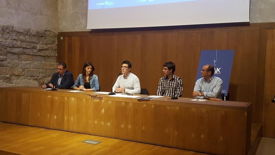Pamplona acoge entre el 14 y el 23 de septiembre la tercera edición del Festival de Música Contemporánea de Navarra NAK