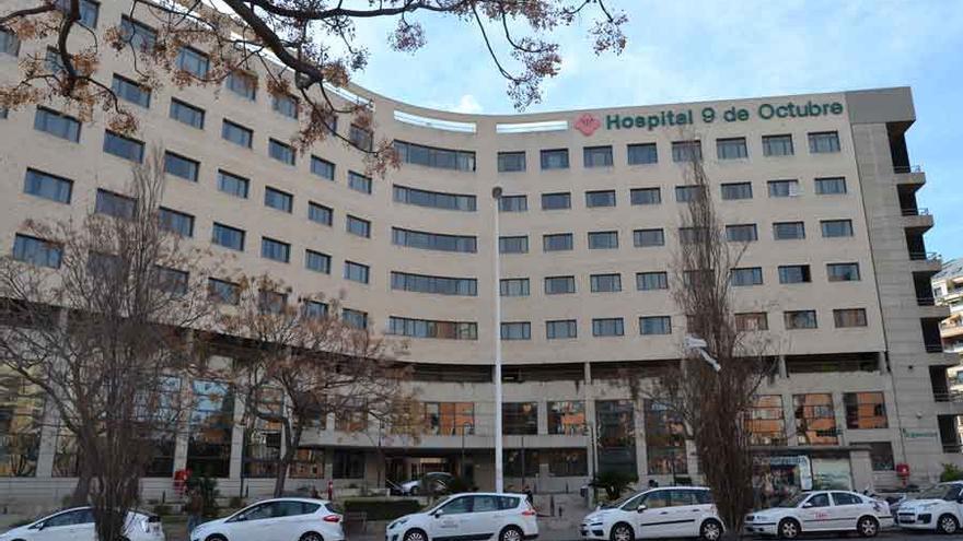 Imatge de l'hospital 9 d'Octubre