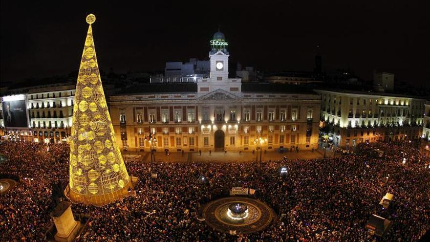 Una chica muere por esnifar heroína en una Nochevieja tranquila en Madrid