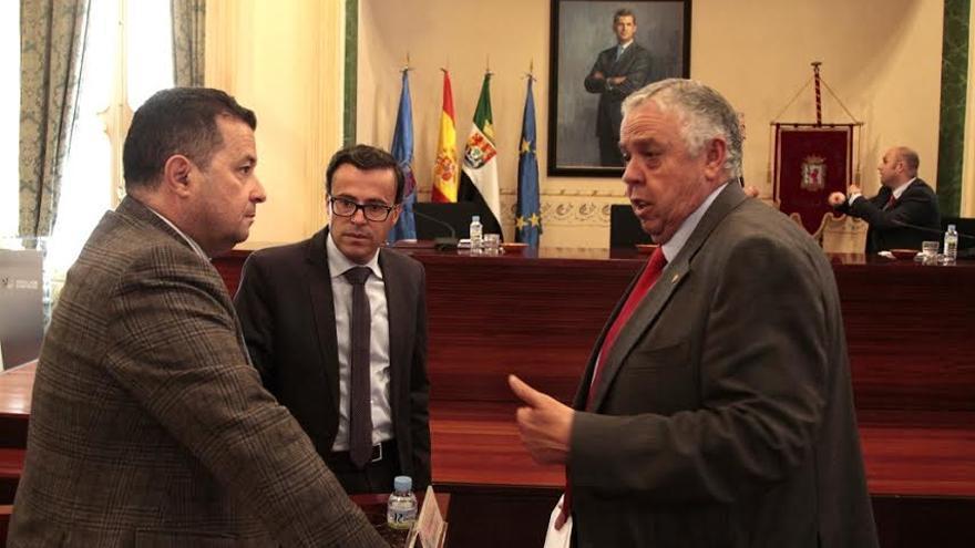 Juan Antonio Barrios Gallardo Ropero Diputación Badajoz