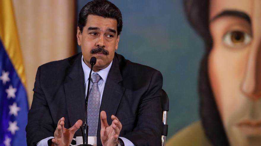 Maduro dice que el Ejército colombiano forma a mercenarios para atacar Venezuela