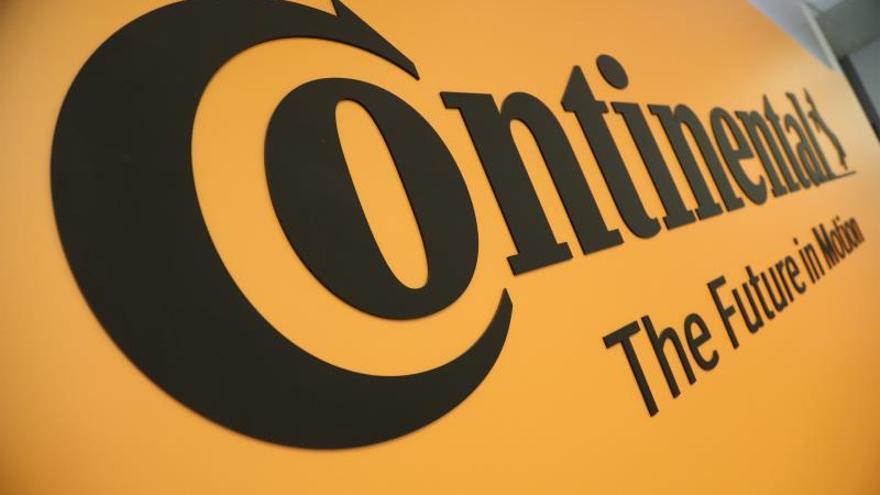 Logotipo de Continental.