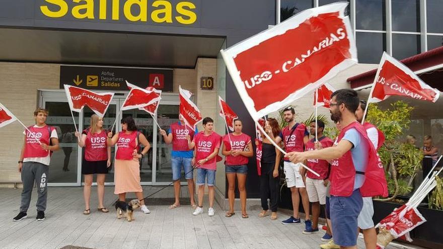 Avanza con normalidad la quinta jornada de huelga de tripulantes de Ryanair