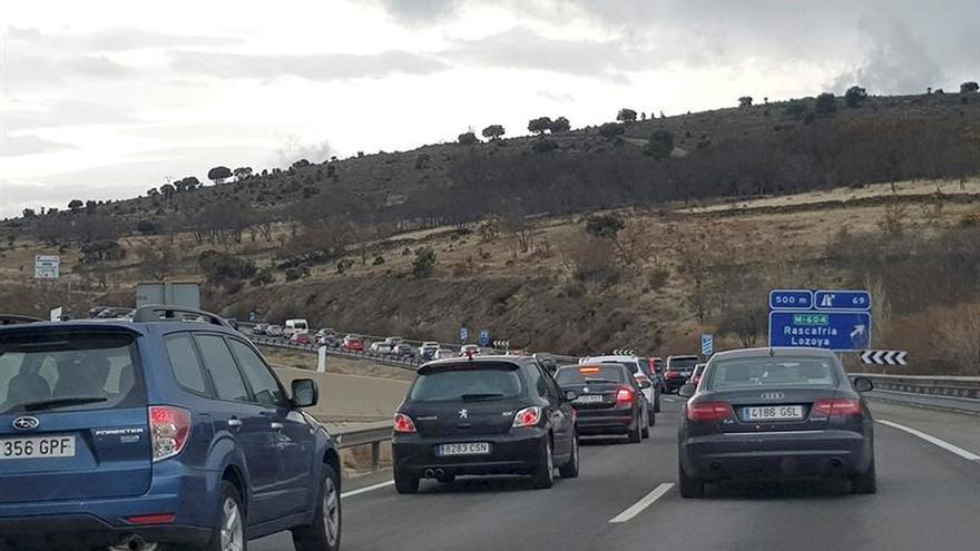 Seis muertos, tres de ellos motoristas, en seis accidentes durante el fin de semana