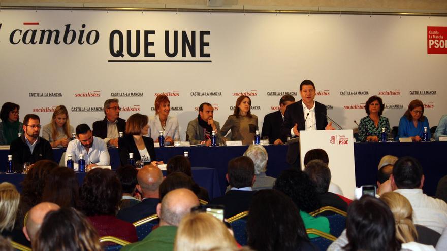 Comité Regional del PSOE, este sábado