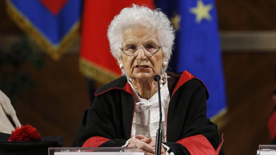 La última lección sobre el Holocausto de Liliana Segre