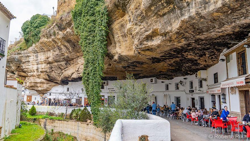Setenil de las Bodegas, Cádiz, Andalucía
