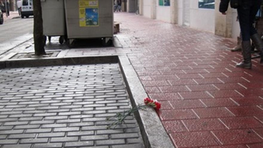 Calle Nicasio Pérez, Donde Un Hombre Ha Fallecido Apuñalado.