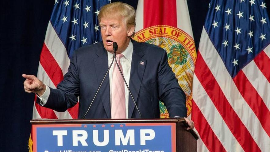 Donald Trump hace del insulto su mejor arma de movilización de campaña