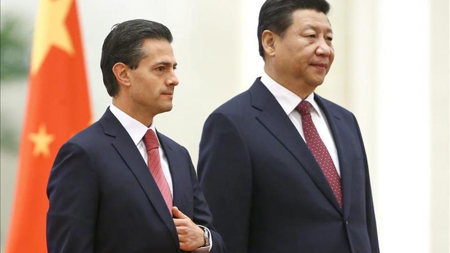 Los presidentes de China y México de acuerdo en aumentar cooperación