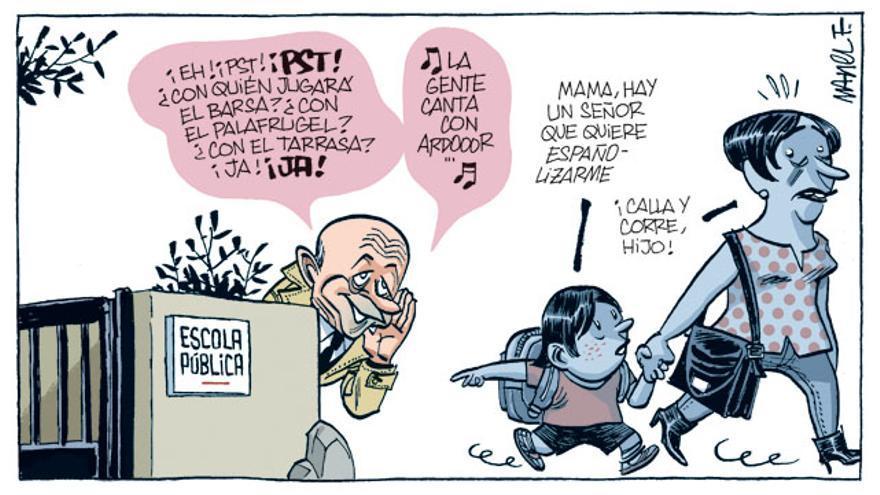 El españolizador
