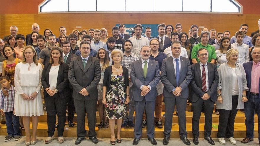 Entregados los Premios al Emprendedor Universitario de la UC