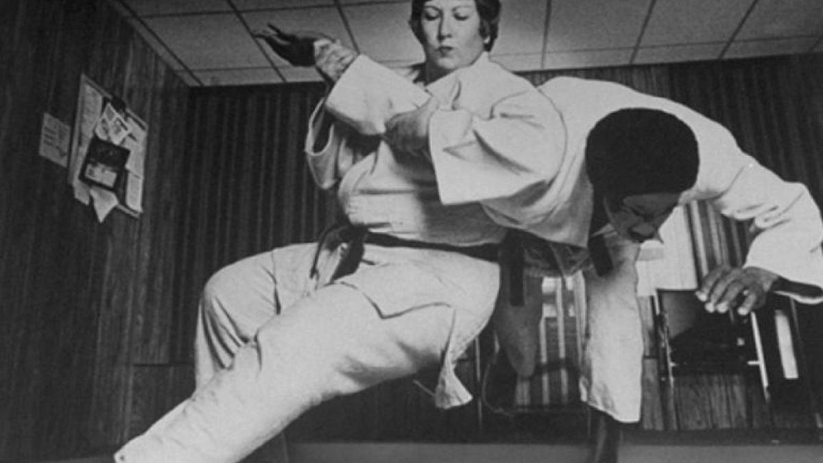 """Rena """"Rusty"""" Kanokogi, la primera mujer que consiguió que el judo femenino fuese incluido en los Juegos Olímpicos"""