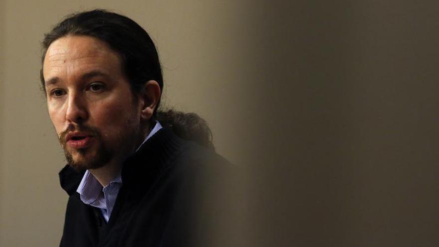Pablo Iglesias: En España aspiramos a algún acuerdo con el PNV