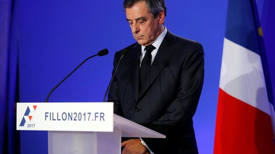 François Fillon, en una imagen de archivo.