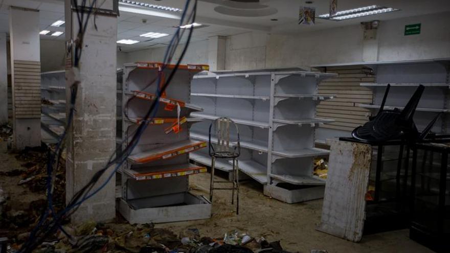 Maduro dice que los muertos en saqueo recibieron pago de la oposición para crear caos