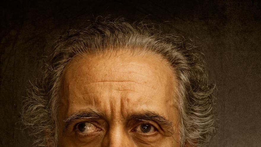 Retrato del director Fernando Trueba, semanas antes del estreno de 'La reina de España'