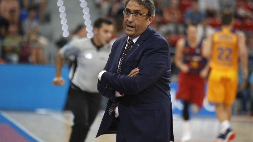 Final de la Supercopa entre Gran Canaria y FC Barcelona. (EFE)