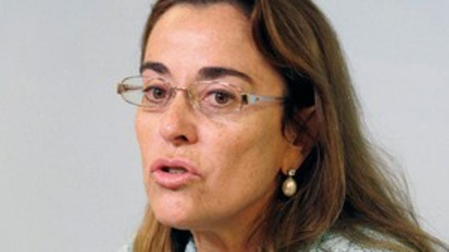 Rosa Rodríguez, viceconsejera de Hacienda del Gobierno de Canarias.