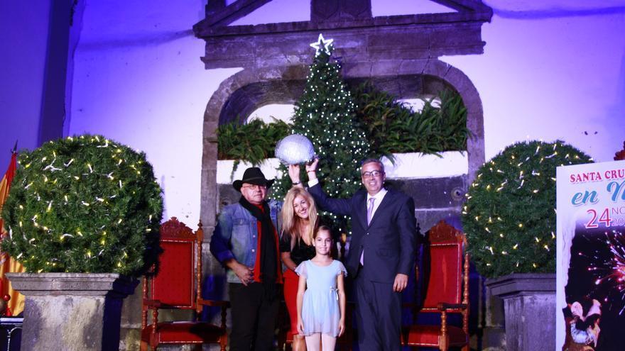 La capital ha inaugurado el programa navideño.