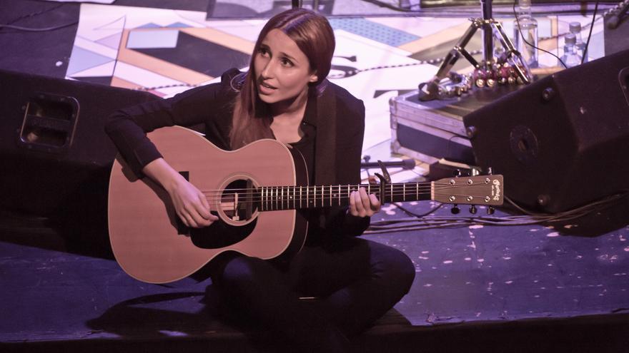 Zahara canta a viva voz 'Lucha de gigantes' / SonEG - LolasArtPhoto