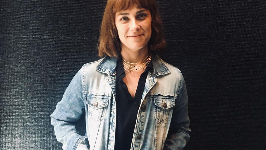 La escritora Sara Mesa