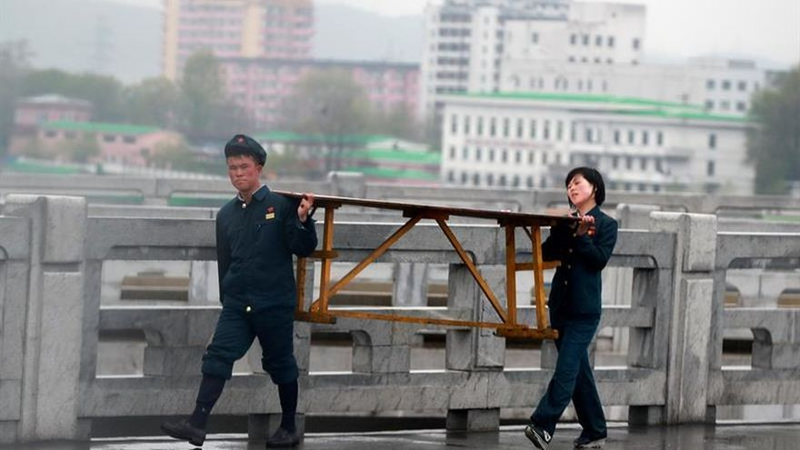 """Pyongyang califica la situación en la región de """"extremadamente peligrosa"""""""