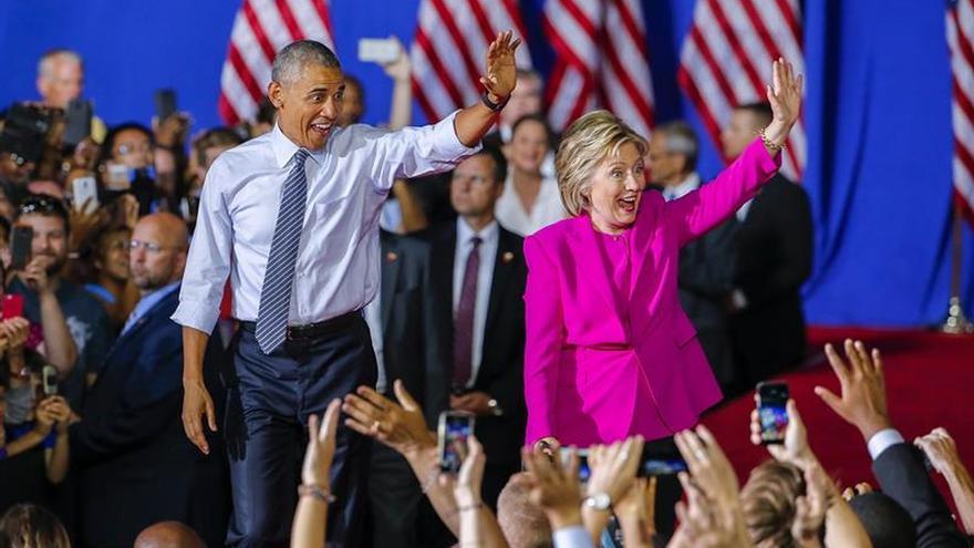Los Obama, Sanders y Bill Clinton intervendrán en la convención demócrata