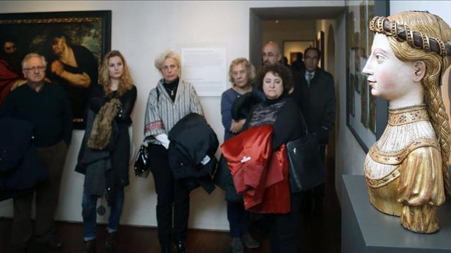 El Museo de Escultura de Valladolid escribe su biografía en seis nuevas salas