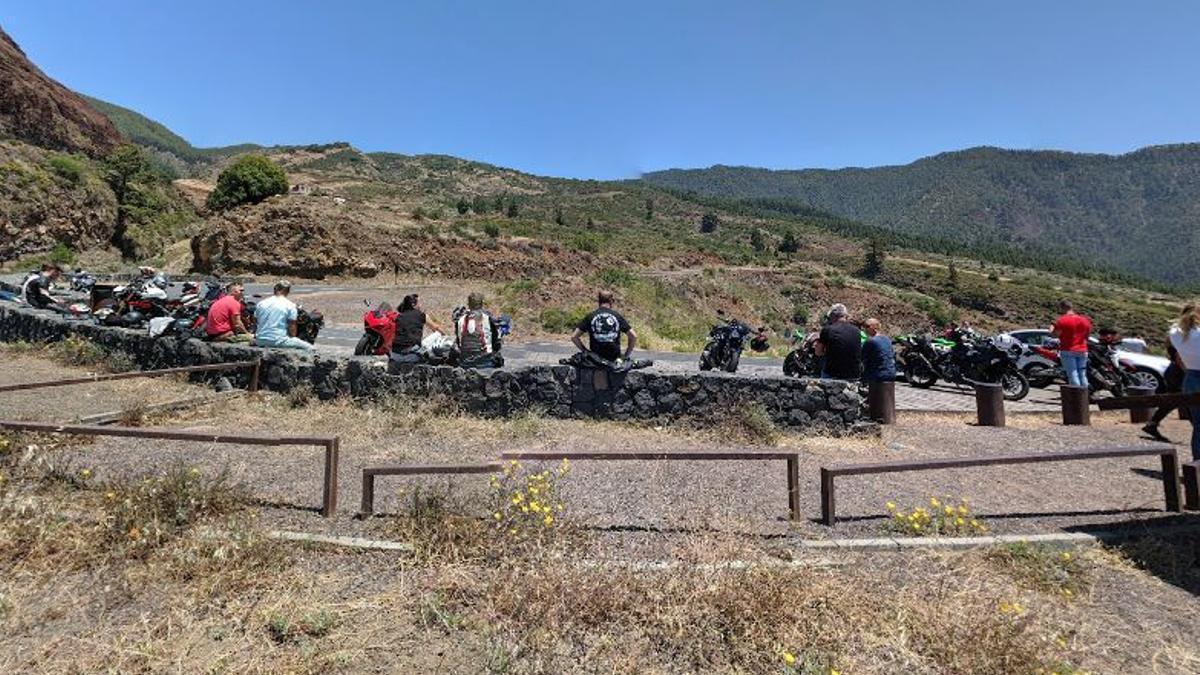 Mirador de Chivisaya en Candelaria. / FOTO: Google Maps