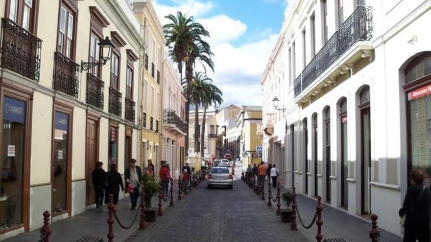 Casco histórico de la Villa de La Orotava.