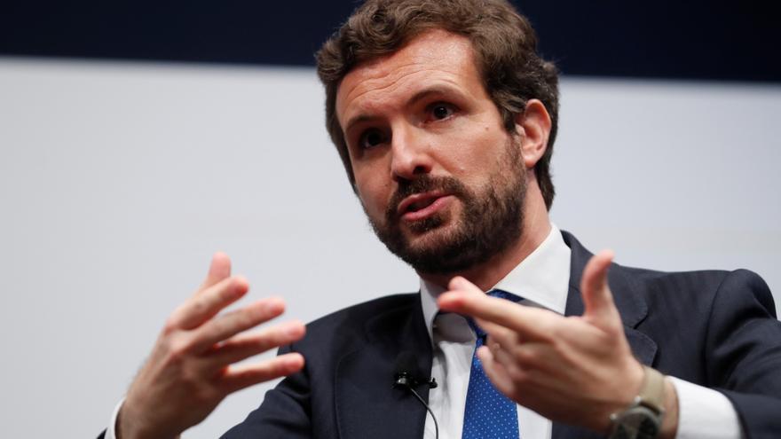 Los indultos del procés avivan la oposición de Casado contra Sánchez